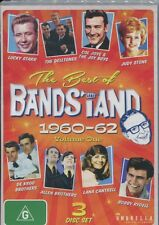 THE BEST OF BANDSTAND - VOLUME ONE - 1960-62 - 3 DISC SET -