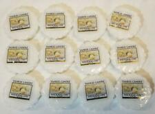 Yankee Candle Tarts: WEDDING DAY Wax Melts Lot of 12 White New Floral