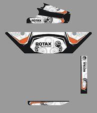 CRG stile europeo DD2 RADIATORE ADESIVO KIT-ROTAX-per karting