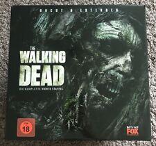 Limited Uncut Treewalker-figur The Walking Dead Season 4/vierte Staffel Blu-ray