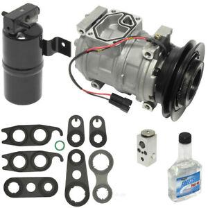 A/C Compressor & Component Kit-Base, VIN: K, TBI, Natural fits 1987 Daytona 2.5L