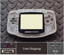 GBA Game Boy Advance Replacement Housing Shell - Pre-Trimmed for IPS Mod