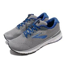 Brooks Adrenaline GTS 20 4E Extra Wide Grey Blue Men Running Shoes 110307 4E