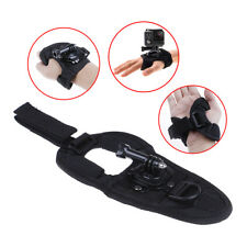 360 Degree rotation glove wrist hand strap band holder mount for camera HY