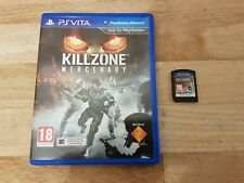 ***KILLZONE MERCENARY - PS VITA GAME - MINT CONDITION!***