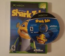 DreamWorks' Shark Tale - Original Xbox Game