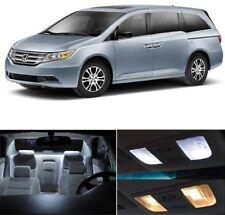 19x For Honda ODYSSEY 2011-2016 White Car SMD LED Interior Light Package Kit 12V