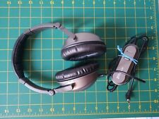 Targus AWM02US Active Noise-Canceling Headphones