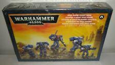 Warhammer 40,000 Space Marine Terminator Assault Squad GW4809 Free Shipping