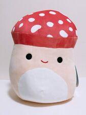 "12 inch Malcolm the Mushroom Squishmallow Kellytoy (12"", 12in)"