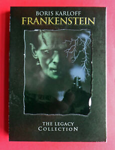 FRANKENSTEIN The Legacy Collection DVD  2-Disc Set, Collector's Edition FreeShip