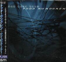 TODD RUNDGREN - One Long Year - Japan CD - NEW - 10Tracks