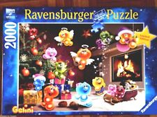 Ravensburger 16643 Gelini wilde Weihnacht 2000 teile Puzzle