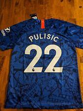 Christian Pulisic Chelsea FC Jersey Medium EPL Jersey NWT 22