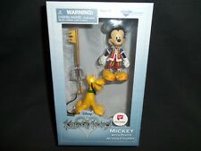 Diamond Select Disney Kingdom Hearts Mickey with Pluto Action Figures Exclusive