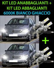 KIT LED LAMPADE ABBAGLIANTI & ANABBAGLIANTI PER MERCEDES CLASSE B W245 05-11