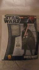 Halloween Costume Star Wars Darth Vader For Kids 3 To 4 Size Small 4 To 6 h21