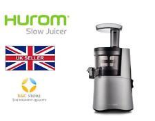 ~ Hurom H-AA Slow Juicer Juice Maker FRUTTA DESIGN ALFA H-AA-DBE17 Argento ~