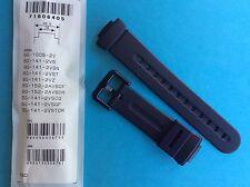 Casio Uhrband Nastro di ricambio BLU SCURO bg-141, bg-152, bg-1005