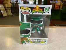 Funko POP! NIB Television Mighty Morphin Power Rangers GREEN RANGER #360