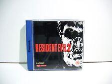 Resident Evil 2 Dreamcast DC Sega Pal Euro UK