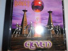 B.E.N.T. Eleven CD Iron Maiden BENT Volbeat Metallica Motörhead AC/DC Kiss King
