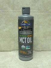 Dr. Formulated Brain Health, 100% Organic Coconut MCT Oil, Unflavored #2221