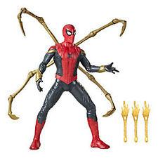 More details for marvel spider-man deluxe 13in. thwip blast integrated suit spider-man figure toy