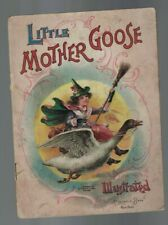 Little Mother Goose Illustrated 1901 McLoughlin Bros