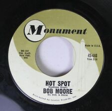 Rock 45 Bob Moore - Hot Spot / Mexico On Monument