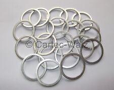 100 Stück Aluminium Dichtringe 16x22x1,5 mm M 16