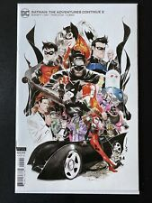 New ListingBatman The Adventures Continue 2 Variant by Dustin Nguyen