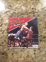 WWE TOYS R US EXCLUSIVE SUMMERSLAM CLASSIC MATCHES (DVD) BRAND NEW *RARE*