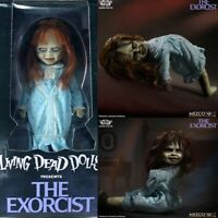Mezco Horror Living Dead Dolls The Exorcist Joint Movable Action Figure