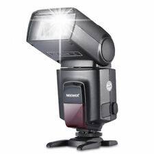 Flashes et accessoires pivotants pour appareil photo et caméscope avec 30 - 49 m
