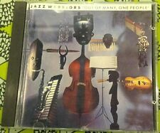 Jazz Warriors - Out of Many One People CD (1987) Antilles New Direction