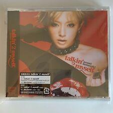 AYUMI HAMASAKI (浜崎あゆみ) talkin' 2 myself [AVCD-31332] Japan Import CD+DVD New