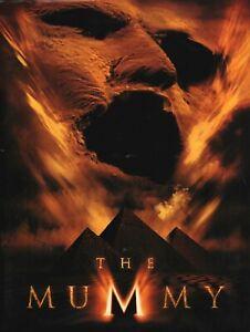 The Mummy - 1999 - Original Press Kit Folder - 22 page book and 5 Glossy Stills