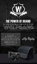 WOLFGANG CJ-012 Fabrics Waterproof Micro Single Camera SLR DSLR Bag