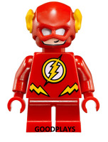 LEGO SUPER HEROES Mighty MICRO The Flash Minifigure New / set 76063  minifig