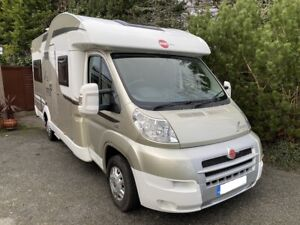 Luxury motorhomes for Hire in North Wales - unlimited mileage, no hidden costs