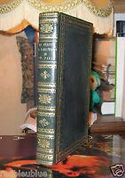 "William PALEY ""La vérité de l'histoire de Saint Paul""  Maroquin 1821 ExLib ROHAN"