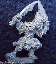 1985 CHAOS WARRIOR 0201 03 CH2 arnie slicernecker Citadel Warhammer Esercito Orde