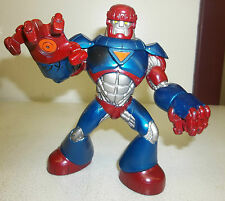"2007 Hasbro Marvel X-Men Superhero Squad 7"" Sentinel Variant Action Figure"