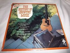 v/a HISTORY OF COUNTRY MUSIC VOL.VI-PATSY CLINE..-RADIANT RRC-1016 NEW SEALED LP