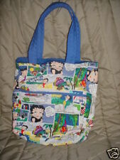 Betty Boop on Vacation!!! Handmade Boutique Purse!