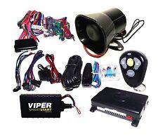 Viper DSS5500 Car Remote Start Keyless Alarm Smart Start GPS Tracking DSS5500B