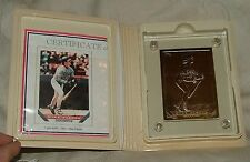1993 BASEBALL Highland Mint MIKE PIAZZA 1993 Topps #24T BRONZE Card 757 of 2500