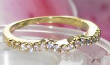 Markenlose Modeschmuck-Ringe im Band-Stil für Damen