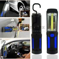 Super Bright COB LED Magnetic Flexible Inspection Lamp Hand Torch Work light